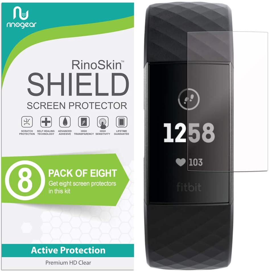 Fitbit accessories- screen protector